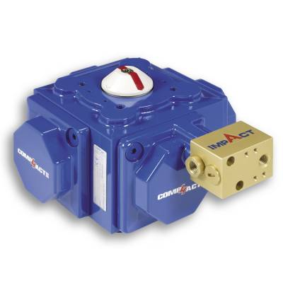Habonim Pneumatic Actuator
