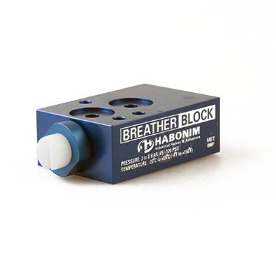Breather Block