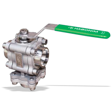 Diverter, Bottom and Side Entry Ball Valves