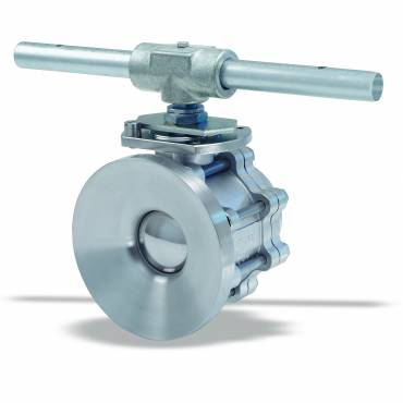 Flush Tank Ball Valves