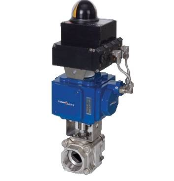 Control Valves Three Piece